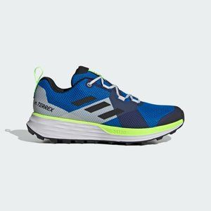 NEW! adidas Terrex Two Trail Men's Running Shoes